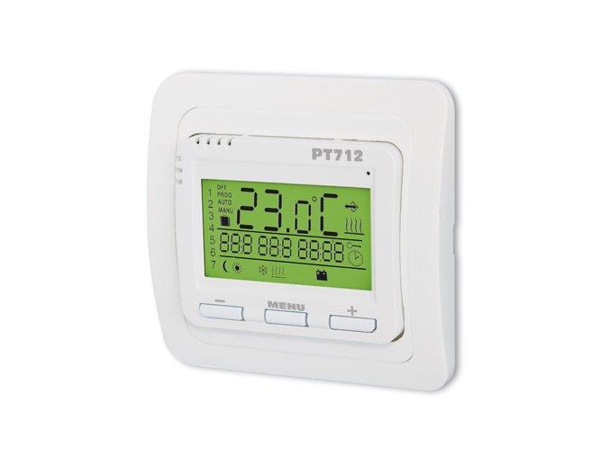 PODL TERPT712 týdenní prostorový termostat pro regulaci podlahového topení