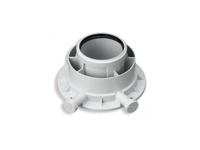 VAILLANT 303926 připojovací adaptér pro změnu odvodu spalin na průměr 80/125mm