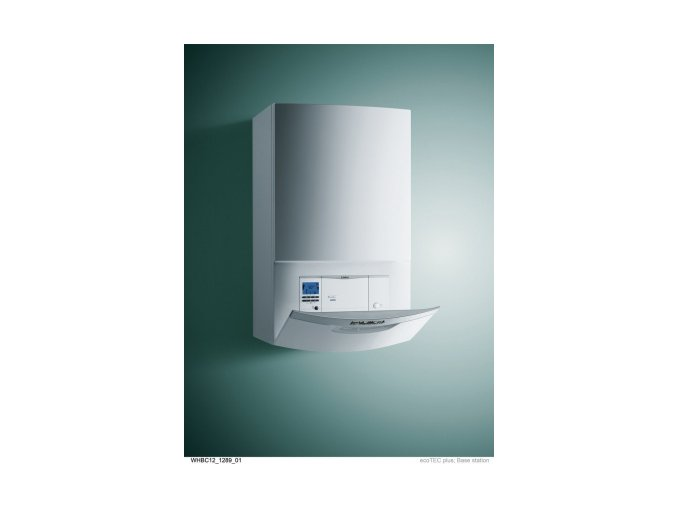 VAILLANT 0010021876 závěsný kondenzační kotel VU 206/5-5 (H-INT II) ecoTEC plus, výkon 4,2 - 21,2kW