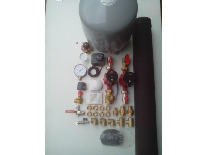 BENEKOV C27 Premium BM SET 0020133 pro kotel bez bojleru