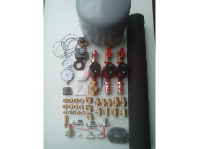BENEKOV C27 Premium BM SET 0020134 pro kotel s bojlerem