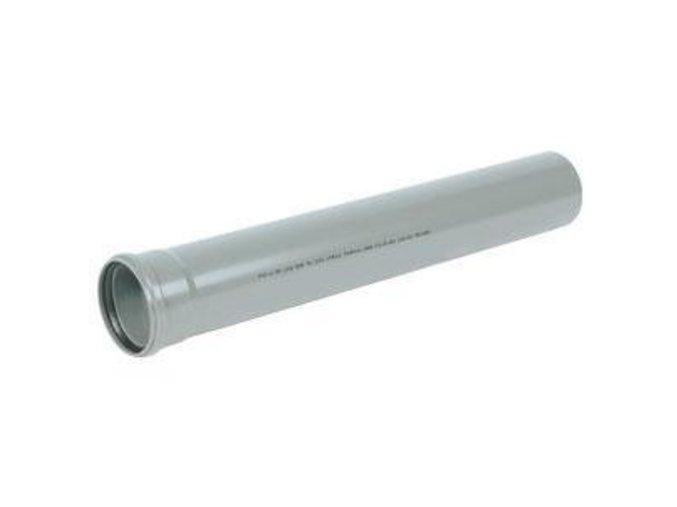 Odpadní HT trubka 40 - 250mm