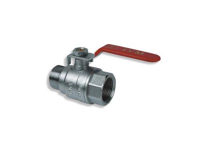 """ARM KK 322-40 kulový kohout 6/4"""" závit vnitřní/vnější"""