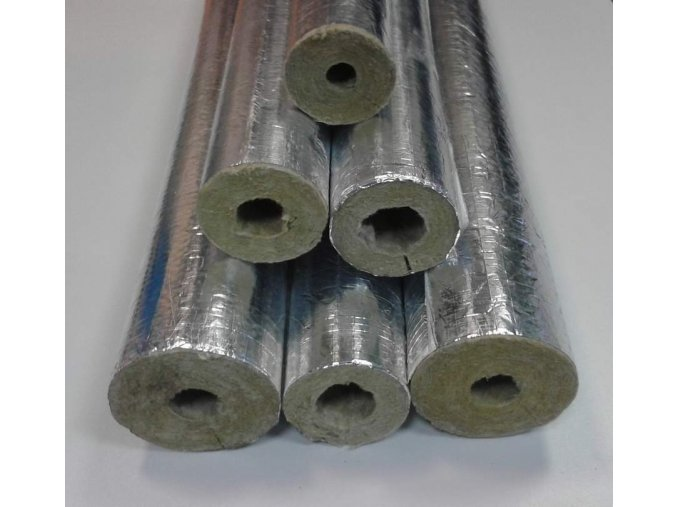 IZ-URSA 43/50 Izolace z minerální vlny s hliníkovou fólií