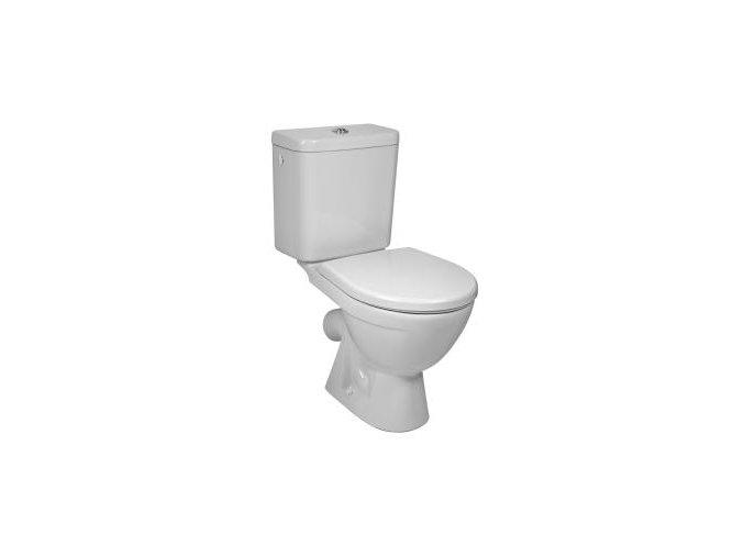 JIKA Lyra Plus H8263840002411 WC kombi zadní, šikmý