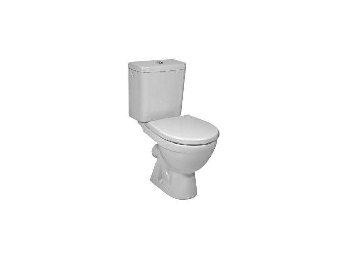 JIKA Lyra Plus H8263860002413 WC kombi zadní, rovný