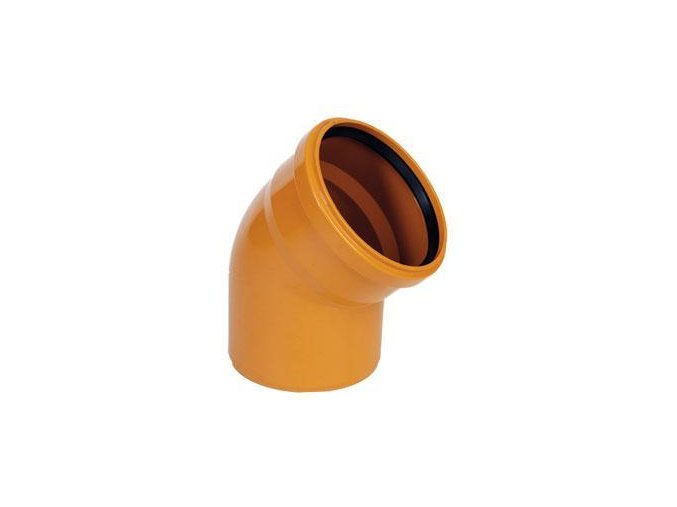 Odpadní KG koleno 200 - 30°