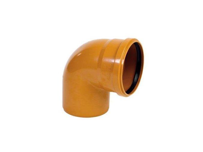 Odpadní KG koleno 200 - 87,5°