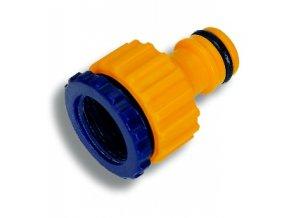 "Novaservis DY8024 adaptér 1/2"" x 3/4"", plast"