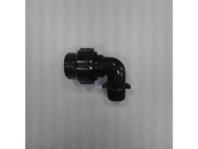 """PPS 13093203 koleno 32mm s vnějším závitem 1"""""""