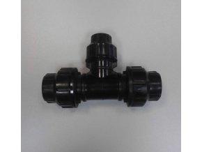 PPS 157.32.T.0025 T-kus redukovaný 32 x 25mm