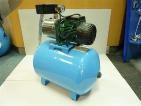 DAB AQUAJETINOX 102 MT/50 domácí vodárna 50 litrů s ochranou proti běhu na sucho