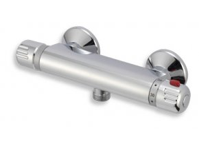 AQUAMAT 2660/1.0 sprchová termostatická baterie 150mm, chrom