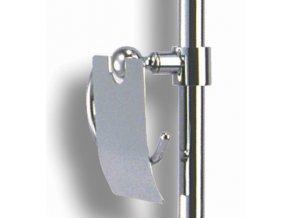 NOVATORRE 6138/1.0 držák toaletního papíru s krytem