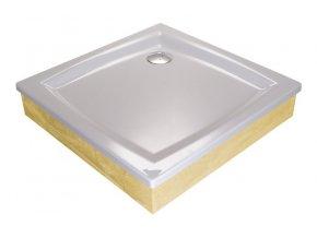 RAVAK PERSEUS 90EX čtvercová sprchová vanička 90/90cm, akrylát