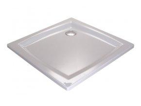 RAVAK PERSEUS 100LA čtvercová sprchová vanička 100/100cm, akrylát