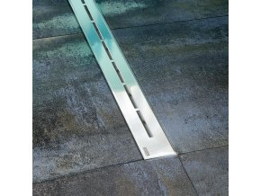 RAVAK OZ RUNWAY 1050 nerezový sprchový žlábek 1050mm