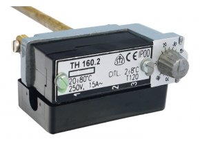 ARM TH-167 termostat pro spínání oběhového čerpadla