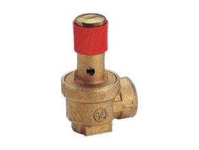 """GIAC R140Y022 pojistný ventil 3/4"""", 2,5 bar"""