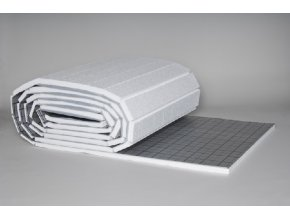 PODL systémová deska pro podlahové vytápění, tl. 30mm s hliníkovou fólií