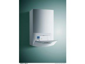 VAILLANT 0010021881 závěsný kondenzační kotel VUW 306/5-5 (H-INT II) ecoTEC plus, výkon 5,7 - 26,5kW s průtokovým ohřevem vody