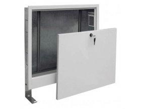 PODL SZP-4 podomítková skříň podlahového topení šířka 80,5cm