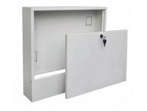 PODL SZN-4 nástěnná skříň podlahového topení šířka 84cm