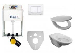 BM SET 0010101 WC závěsné - kompletní set