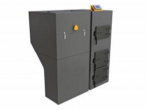 BENEKOV C27 Premium levý automatický kotel na uhlí + BALÍČEK SLUŽEB ZDARMA (pozor, neveřejná nabídka)