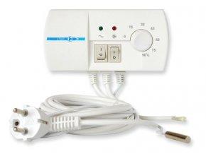ARM TH TC1100A elektronický termostat s funkcí Antystop pro oběhové čerpadlo, 0-90°C