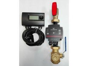 BM SET 0020211 set regulátoru ARM TH11Z a 1x sestavy s oběhovým čerpadlem Grundfos Alpha 1L 25-40