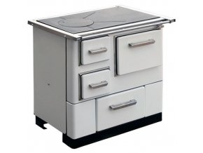 MBS 3 ECO 12022162 kuchyňský sporák s troubou, pravý bílý