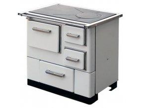 MBS 3 ECO 12022161 kuchyňský sporák s troubou, levý bílý