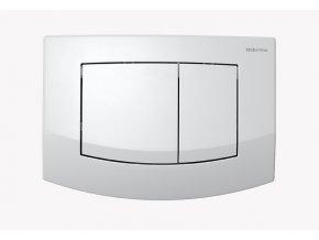 TECEambia 9.240.240 ovládací tlačítko bílé s antibakteriální úpravou
