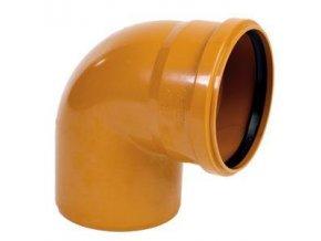 Odpadní KG koleno 125 - 87,5°