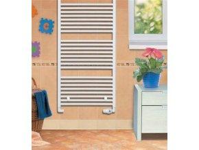 KLC 900.450 koupelnový žebřík 90/45 cm bílý, rovný