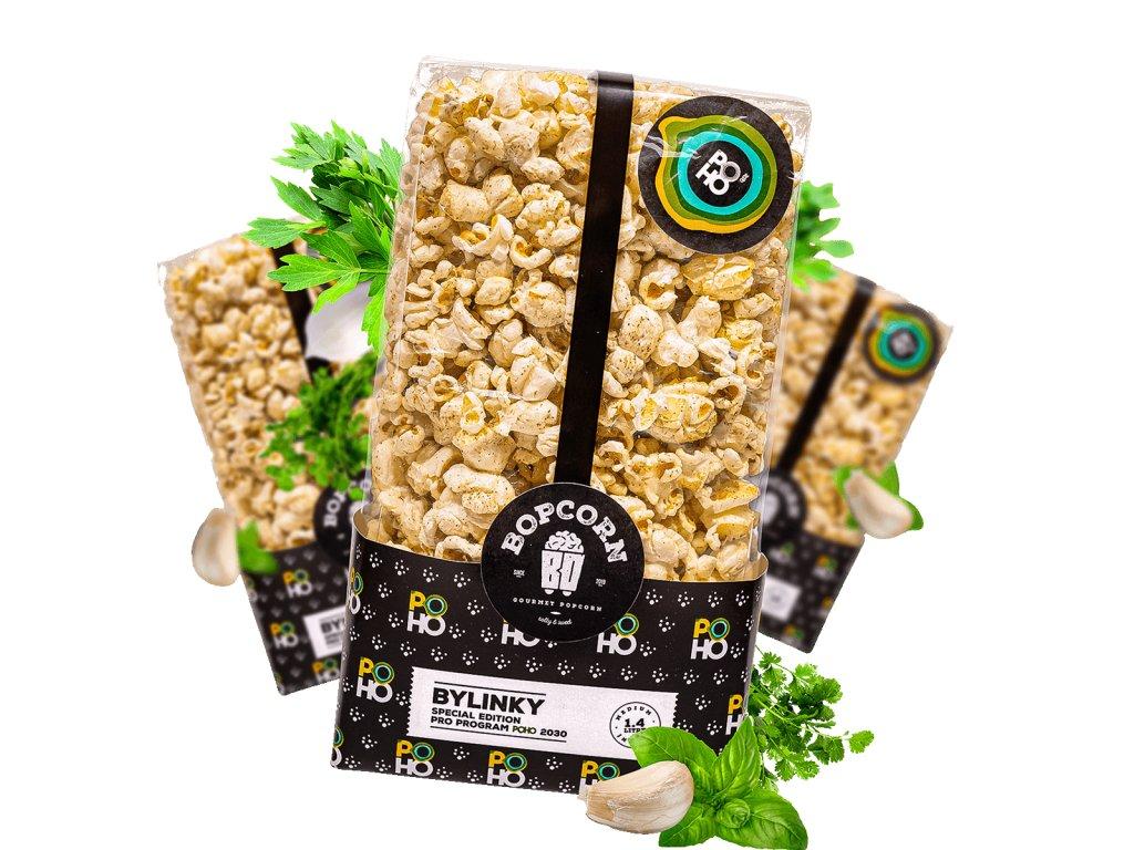 Bylinka POHO popcorn