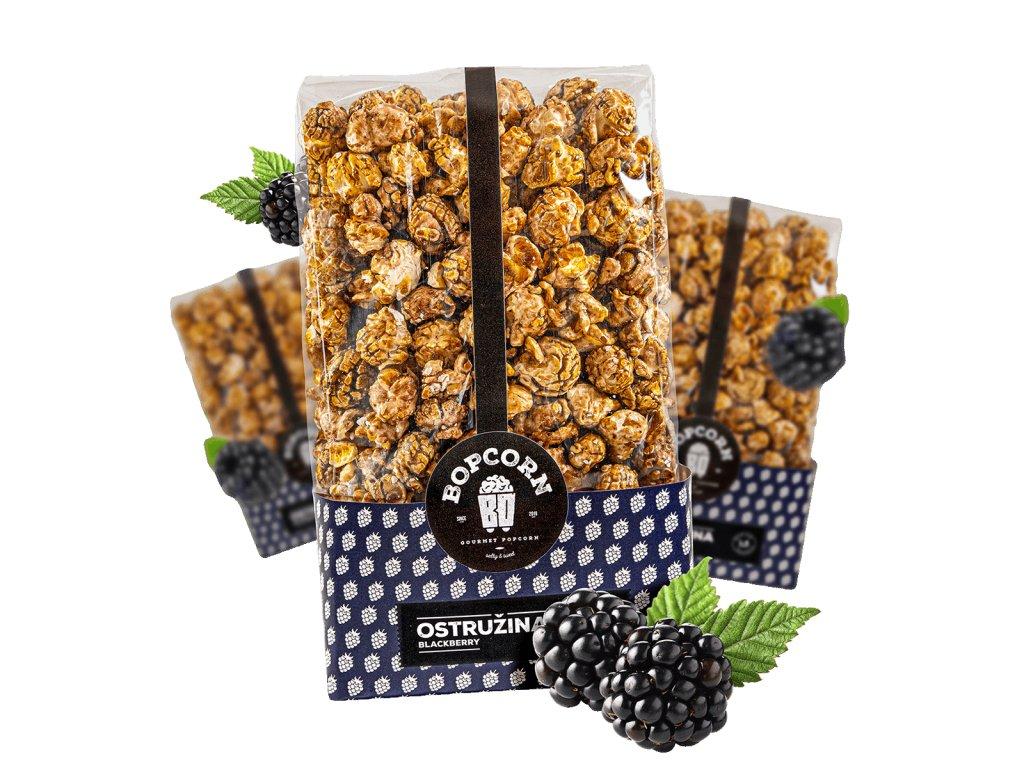 Ostružina popcorn