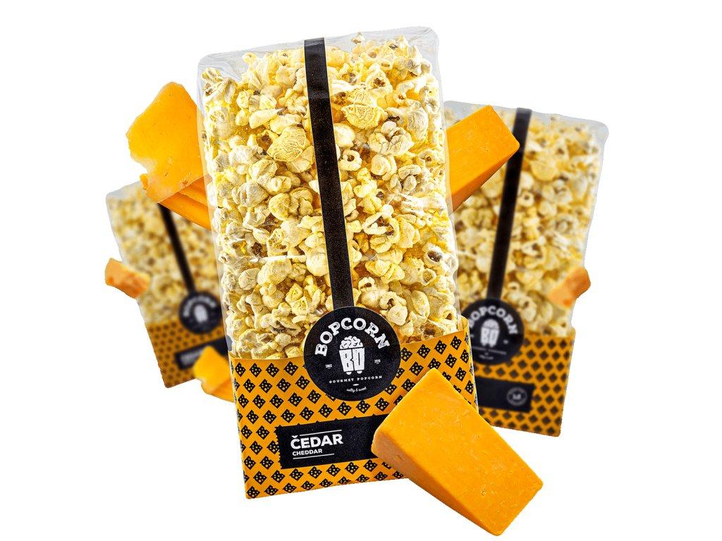 Čedar popcorn