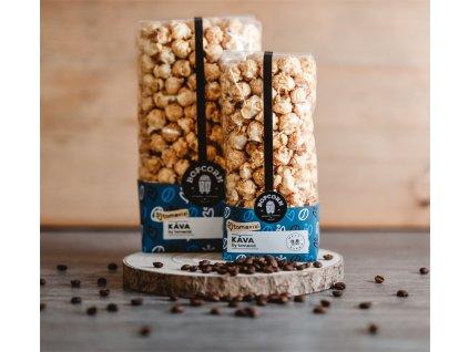 Sunday Beans - Kávový popcorn