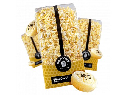 Tvarůžek popcorn