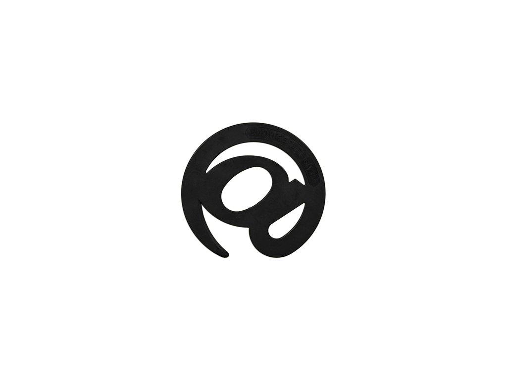 Otvírač dopisů - černý