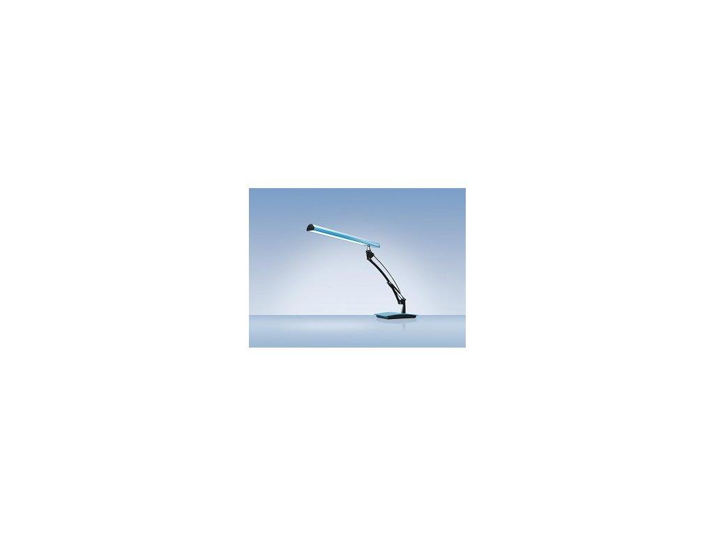 Lampa LED TORINO - tyrkysová