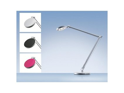 Lampa LED 4 YOU - stříbrná