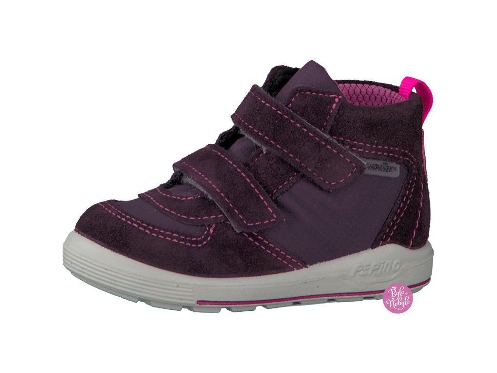 Celoroční dětská obuv RICOSTA Rory 24211-390