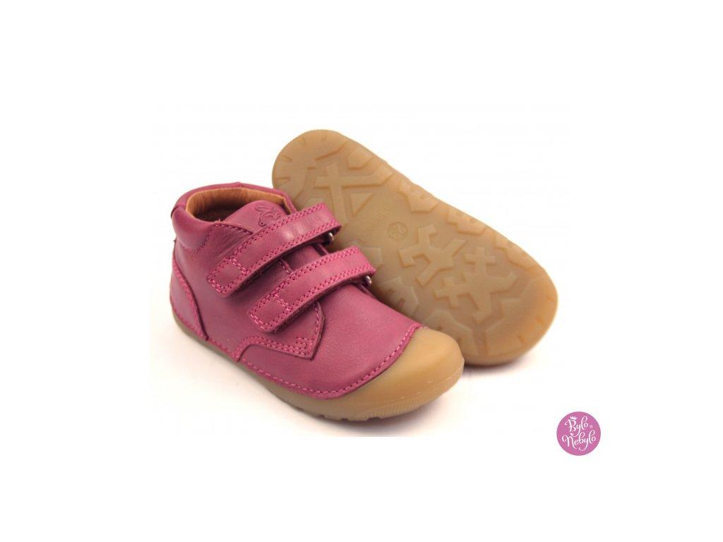 BUNDGAARD - Petit Velcro, Rosewine BG101068