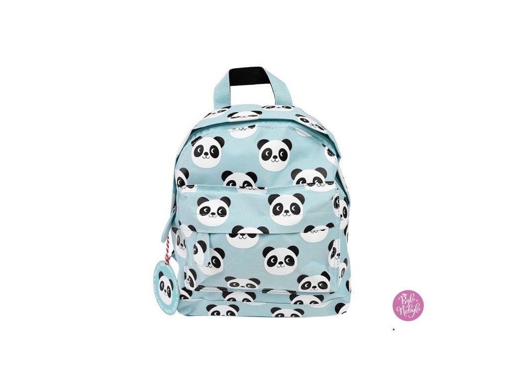 Dětský batoh Rex London - Miko The Panda
