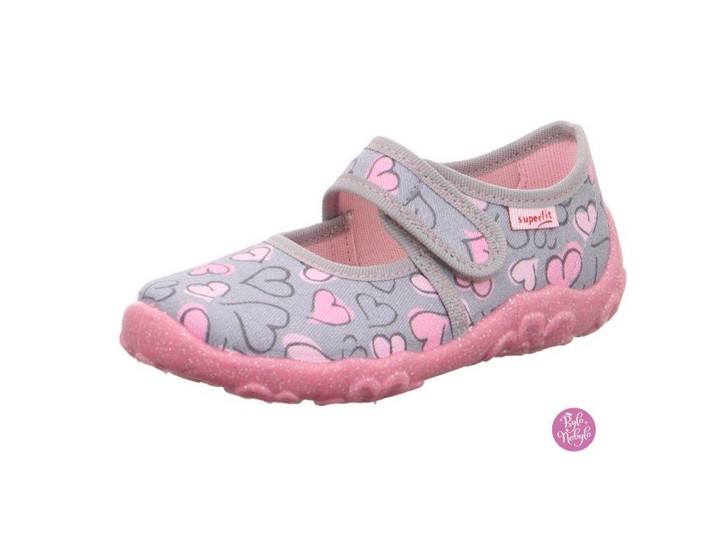Domácí obuv Superfit 1-000283-20 BONNY
