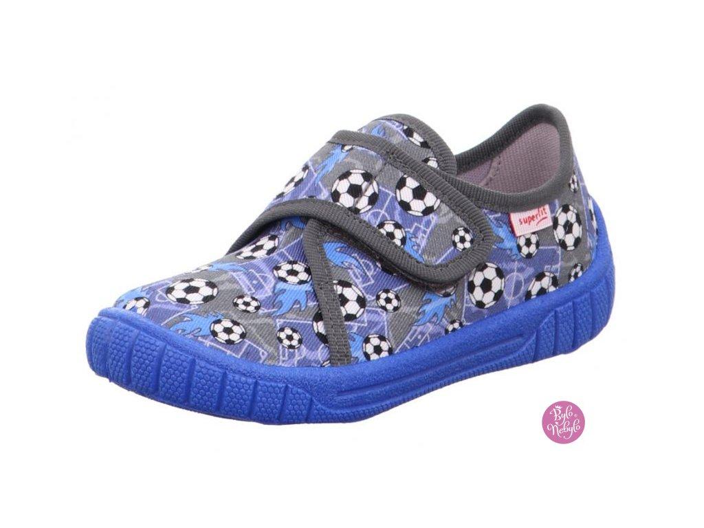 Domácí obuv Superfit 1-000279-2020