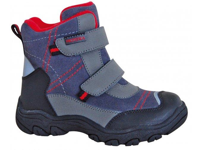 Protetika - Chlapecké zimní boty Hant